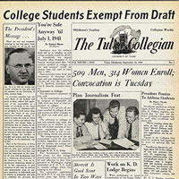 From College newspapers